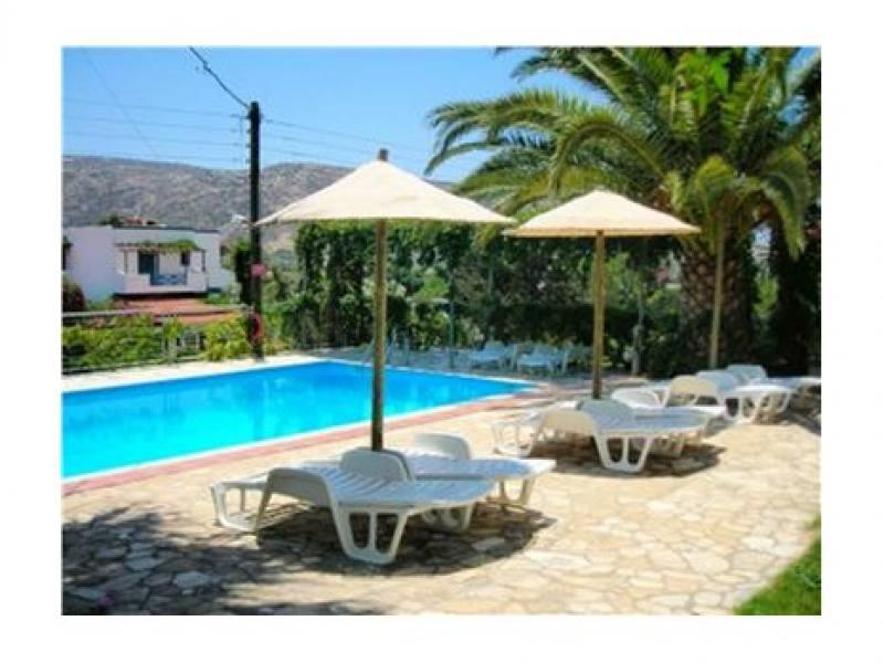 Hotel Marina - Matala - Heraklion Kreta